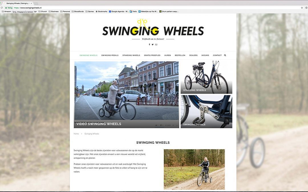 Swinging Wheels
